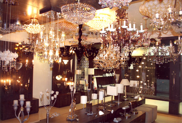 Showroom Prakash Lights